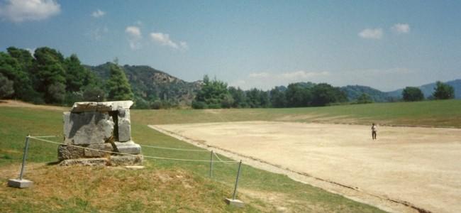 Olimpia la patria dello sport antico e moderno