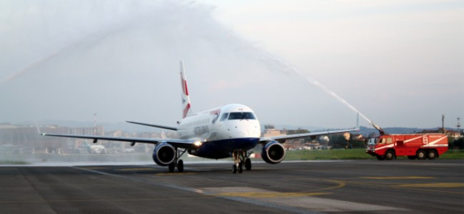 Londra: nuova tratta British Airways Firenze-London City