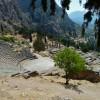 Delfi: alla scoperta del santuario più importante dell'antica Grecia