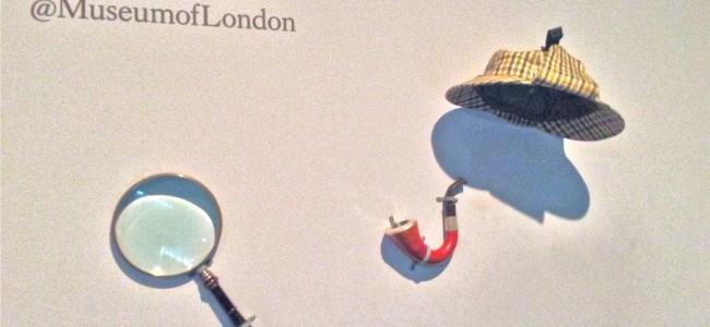 Sherlock Holmes: visita alla mostra del Museum of London