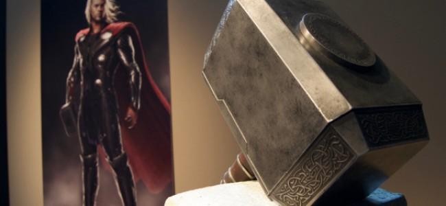 Avengers Age of Ultron: mostra al Forte di Bard