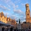 Brugge la città medioevale delle Fiandre Occidentali