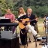 Sting, Bob Geldof e Joe Sumner: nothing like the..music
