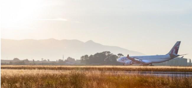 Volo Qatar: nuova tratta Pisa-Doha di Qatar Airways