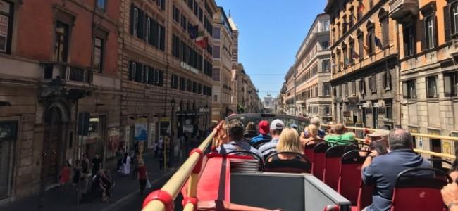 City sightseeing: muoversi nelle grandi città, apprendendone la storia