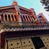 Casa Vicens a Barcellona, la prima opera realizzata da Antoni Gaudì