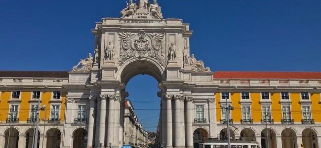 Viaggio in Portogallo: dodici giorni in treno da Porto a Lisbona