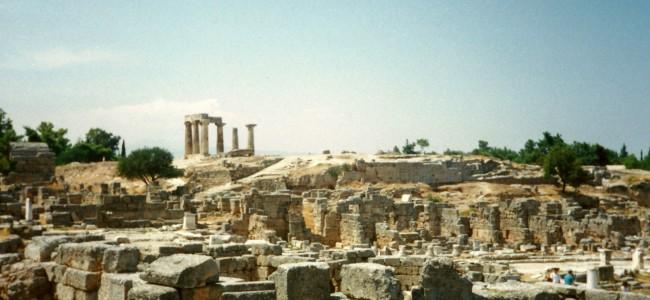 Grecia '96: giovani archeologhe alla ricerca dell'epoca classica
