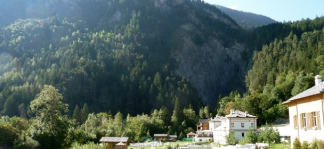 Pré Saint Didier: le terme della Valle d'Aosta