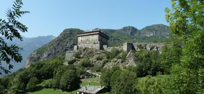 Graines, Verres e Issogne: ultimo giorno in Valle d'Aosta