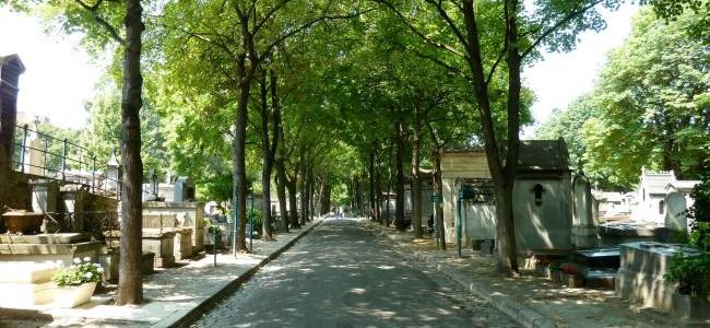 Pere Lachaise, Montmartre e Montparnasse: a spasso per i cimiteri storici di Parigi