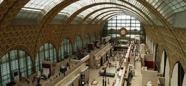 Museo D'Orsay, L'Orangerie e a spasso sugli Champs Elysees