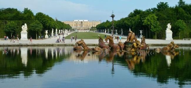 Alla scoperta di Versailles (parte I): la Reggia