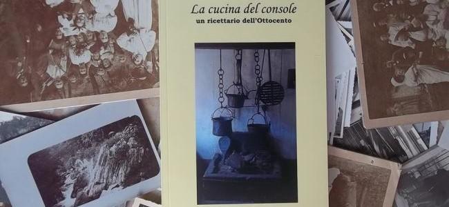 """Viaggio nel tempo e nello spazio con il libro """"La cucina del console"""""""
