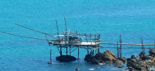 Abruzzo: Ortona e la Costa dei Trabocchi