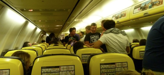 Ryanair: secondo bagaglio a mano e posto assegnato