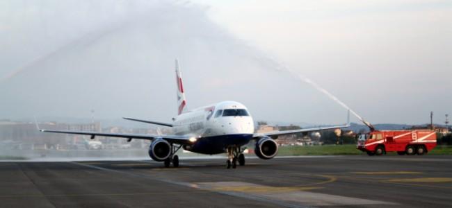Londra: nuova tratta British Airways Firenze-London City