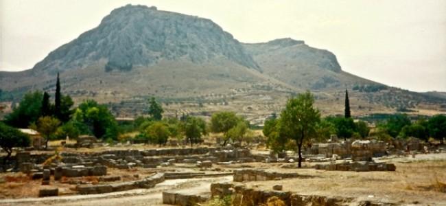 Corinto, Micene ed Epidauro: dalla Corinzia all'Argolide in motorino