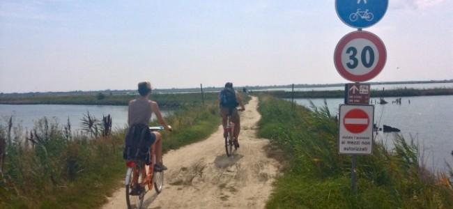 Parco del Delta del Po: Manifattura dei Marinati e tour in bici nelle Valli di Comacchio