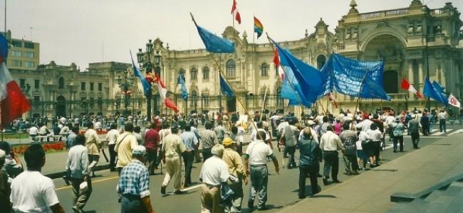 Lima e il primo forte impatto con il Perù