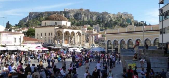 Tre giorni ad Atene con Giuseppe, Alessandra e Elena