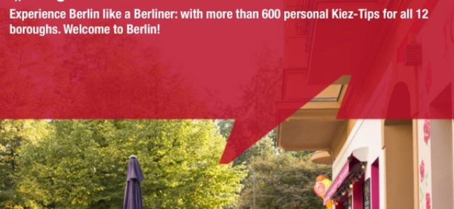 Going Local Berlin: la app di VisitBerlin per scoprire Berlino