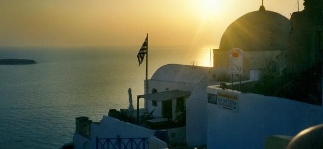 Santorini: isola di tramonti indimenticabili..ma non solo