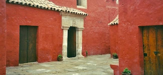 Arequipa, la città universitaria del Perù