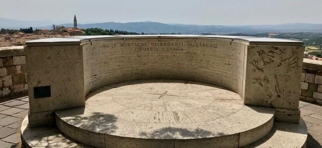 Viaggio in Umbria: 6 giorni in auto da Perugia a Castiglione del Lago