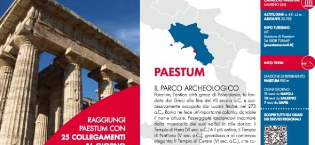 Dai siti Unesco ai borghi d'Italia: travel book Trenitalia per viaggiare in treno