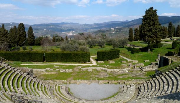 Image result for Museo Archeologico e Teatro Romano fiesole