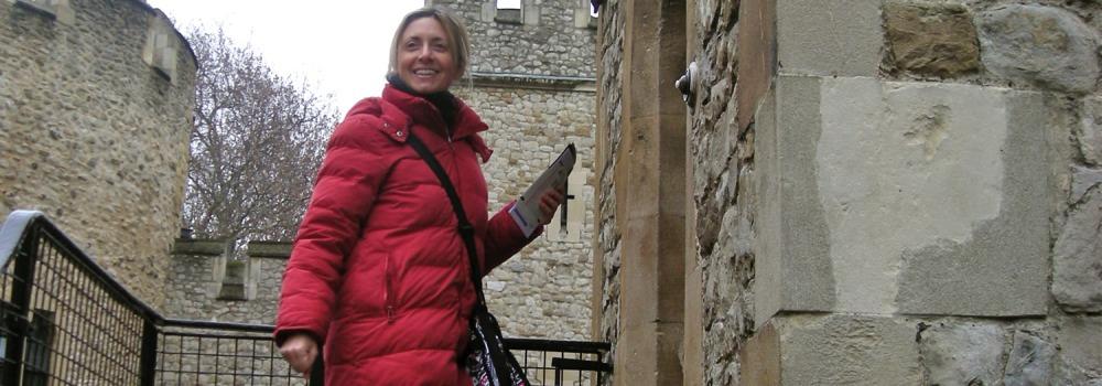 Ylenia Caioli Torre di Londra