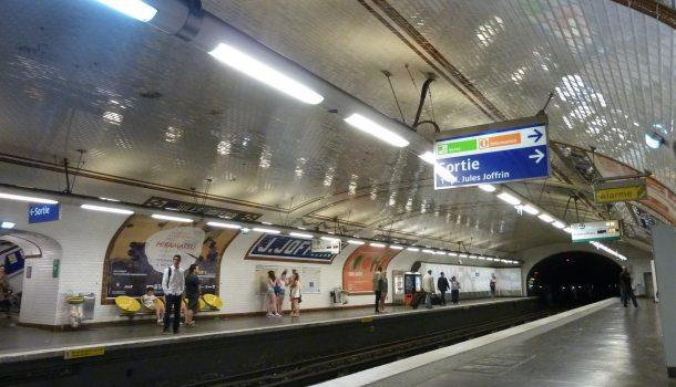 metro jjoffrin parigi 2