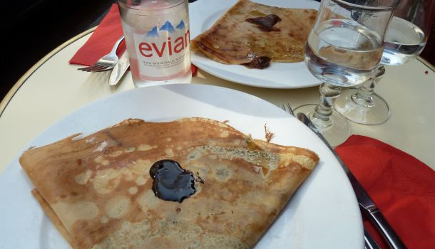 Crepes al Quartiere Latino