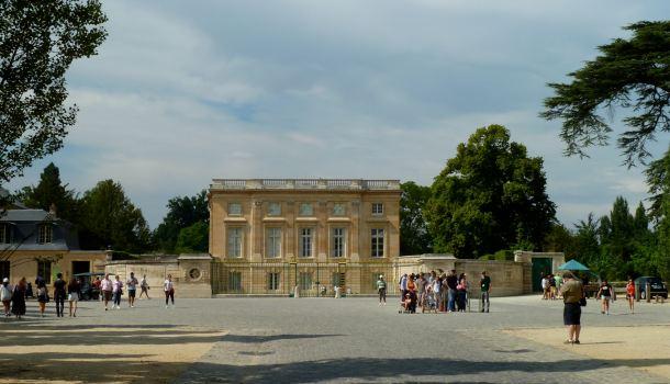 Ingresso al Petit Trianon