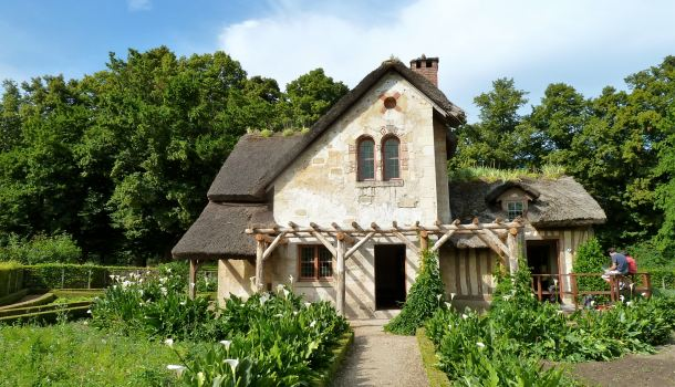 Villaggio di Maria Antonietta: bagni