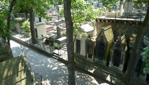 cimitero montmartre