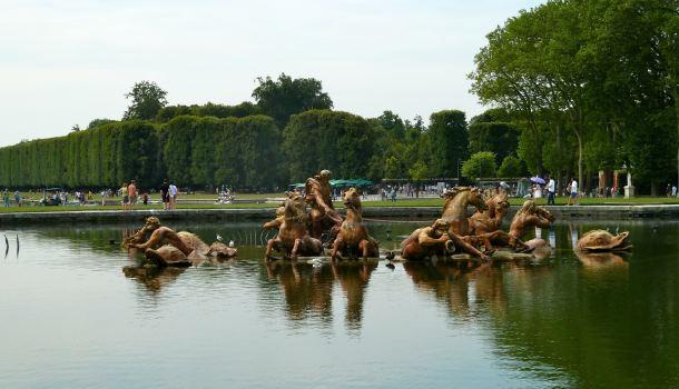 Fontana di Apollo a Versailles