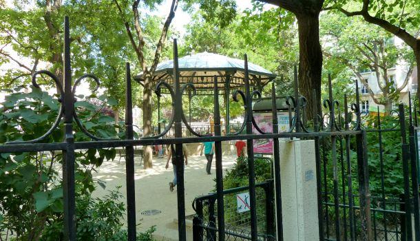 Giardini di Parigi