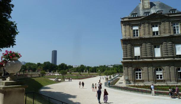 giardini lussemburgo