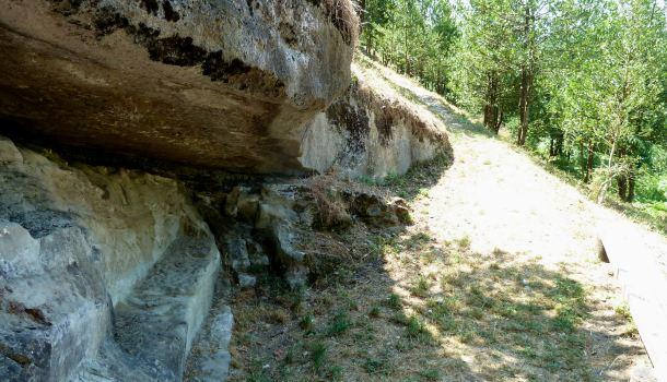 grotta eremitaggio