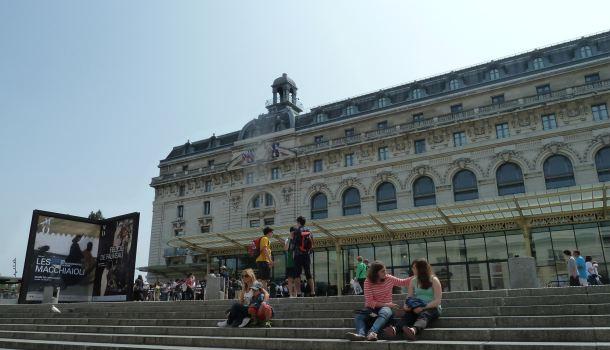 ingresso d'orsay