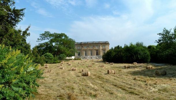 Petit Trianon visto dal parco
