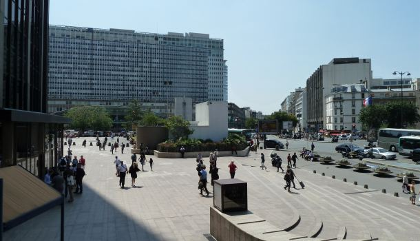 piazza tour montparnasse