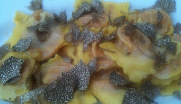 tortelli mugellani al tartufo