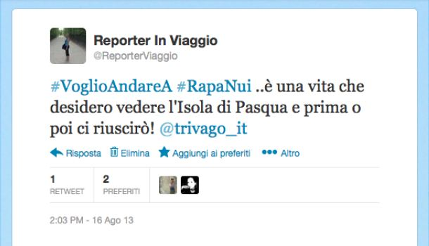 tweet reporterviaggio