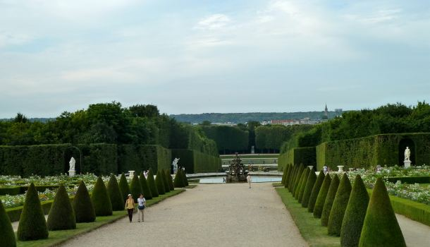 Viale dei Giardini di Versailles