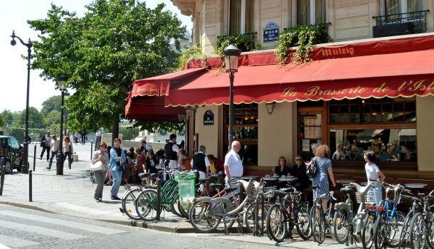 Brasserie a Ile ST-Louis