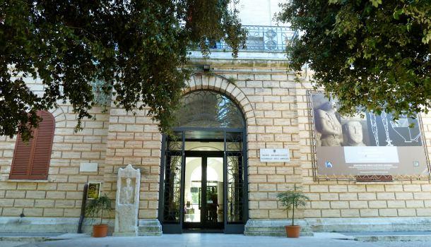 Ingresso Museo archeologico di Chieti