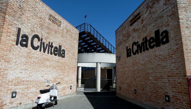 Ingresso Museo La Civitella a Chieti